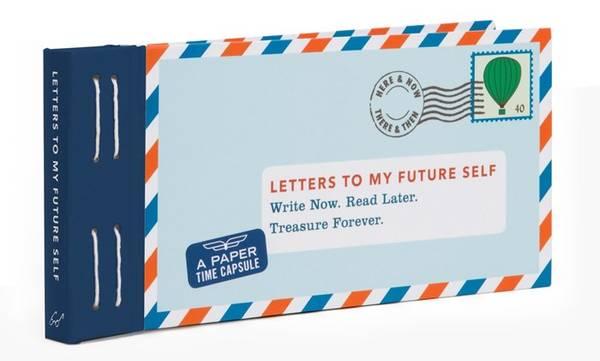 Bilde av Letters to My Future Self: