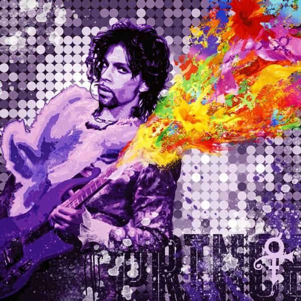 Bilde av Purple