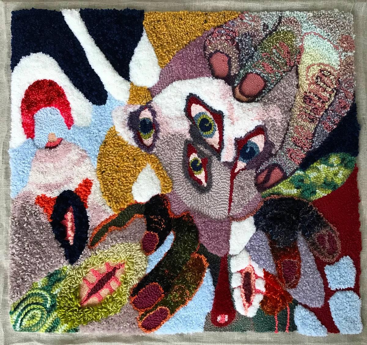 female work no. 2                  , Therese Myran