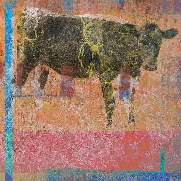 Bilde av Cow 20 x 20 cm Nr 16